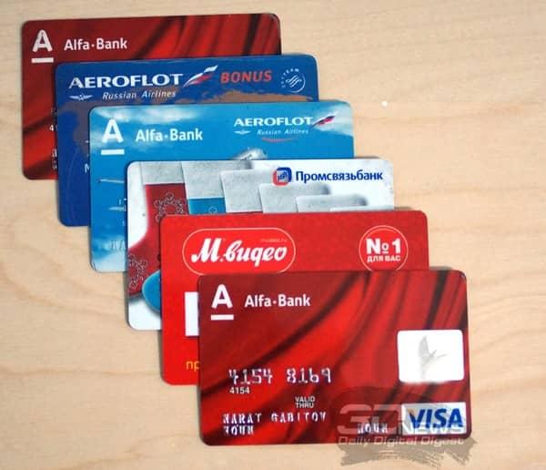 Как сделать кредитную карту «Альфа-Банка»?