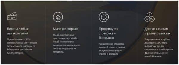 Кредитная карта «Альфа-Банка»: условия получения милей за пользование