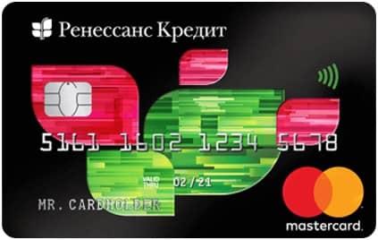 «Ренессанс Банк»: кредитная карта, условия использования бонусной программы