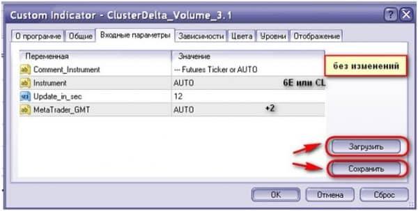 Clusterdelta Volume: скачать и настроить под себя