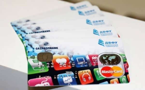 Как активировать кредитную карту «Газпромбанка»?