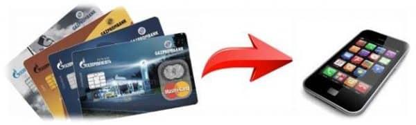 Что необходимо для перевода денег с карты на телефон в Газпромбанке?