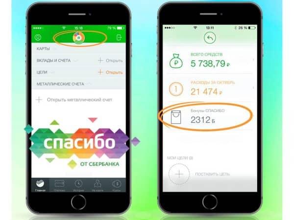 Куда делись премиальные бонусы «Спасибо» от «Сбербанка России»? Используем для проверки sms-запросы