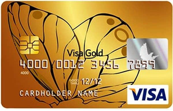 Как получить золотую карту Сбербанка